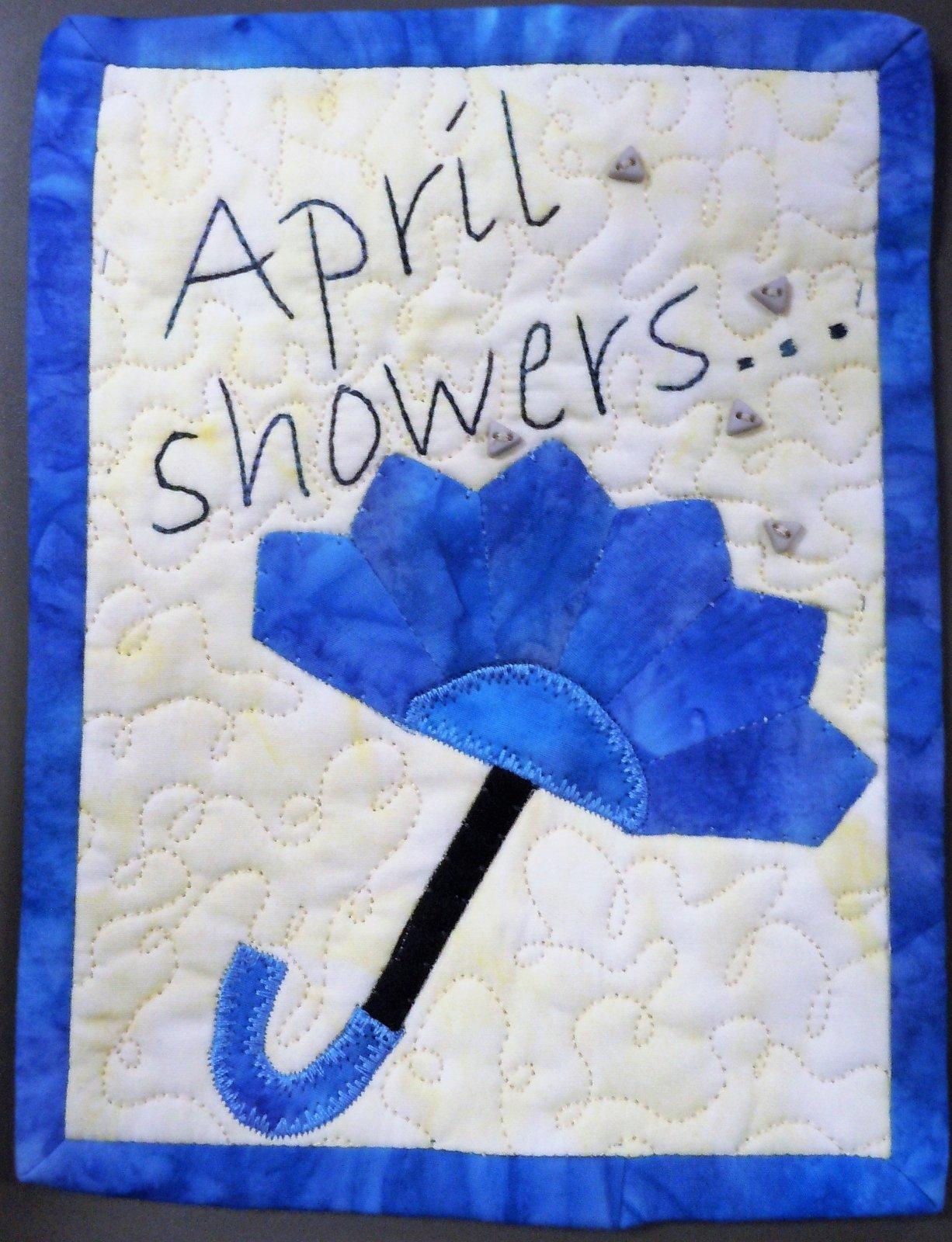Kit-Tiny Dresden Apr Umbrella 6W x 8H