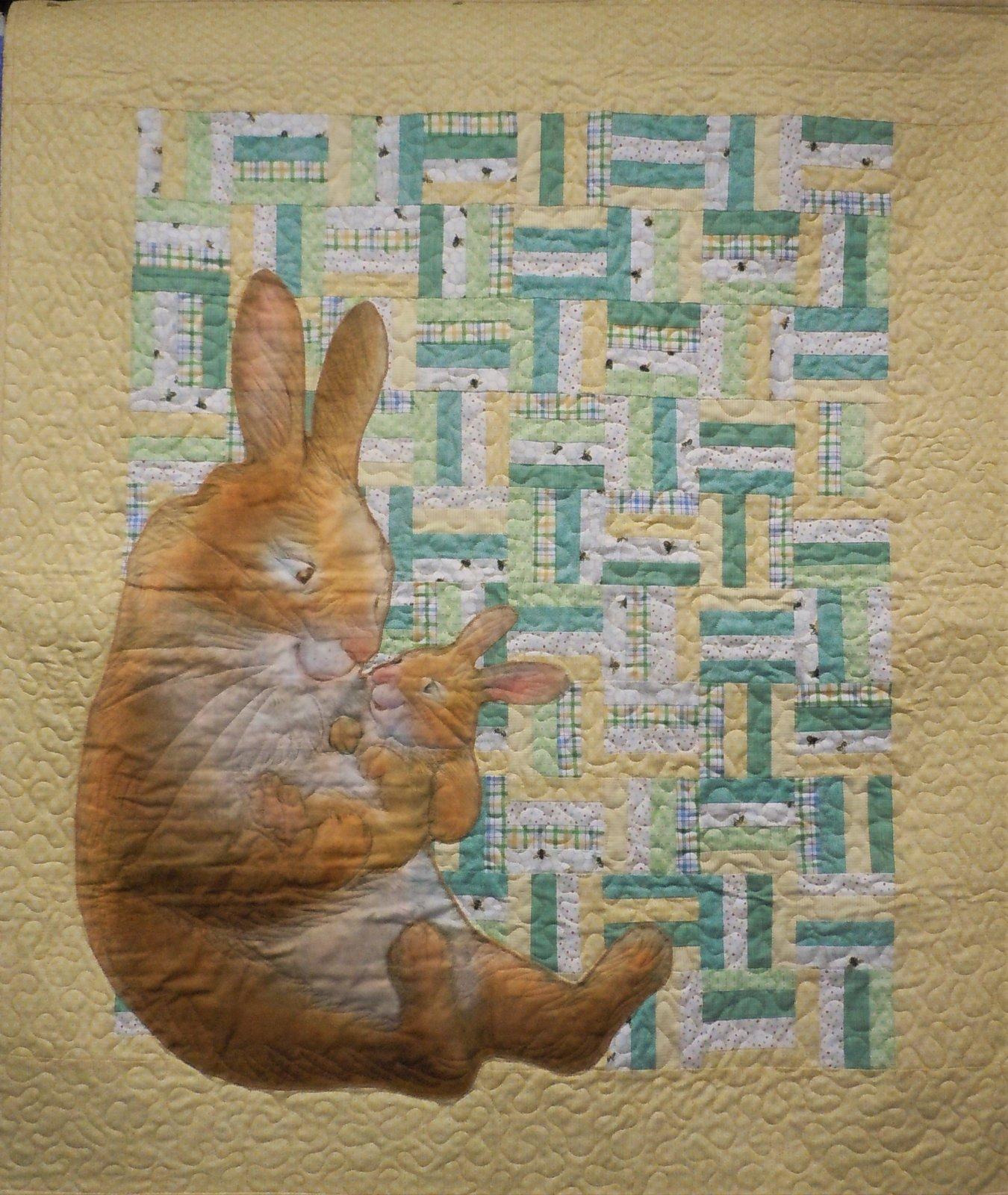 Kit-Honey Bunny 42W x 50L