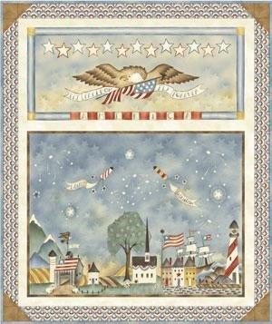 Kit-Let Freedom Fly Forever Village 25W x 30L