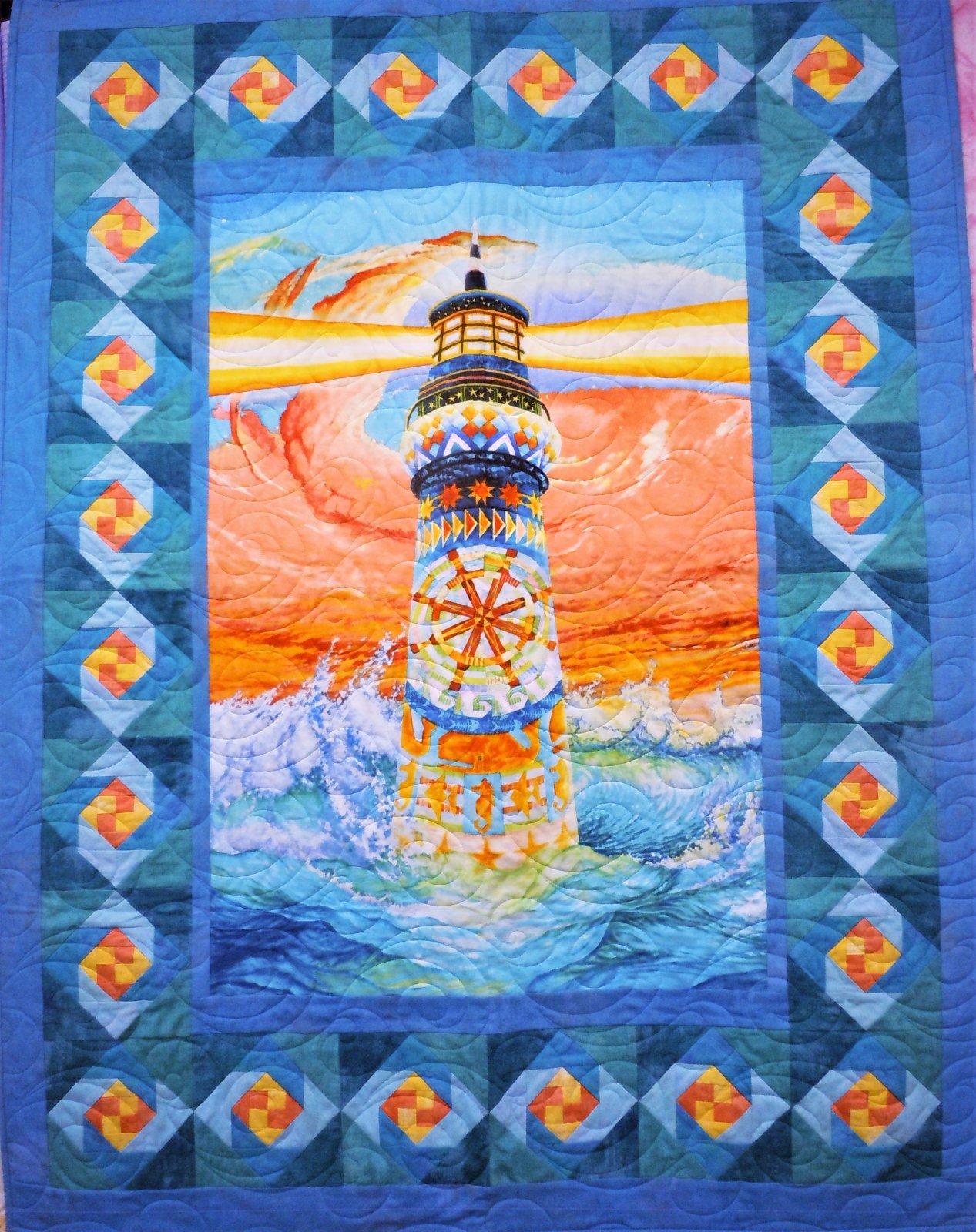 Kit-Lighthouse Keeper 40W x 52L