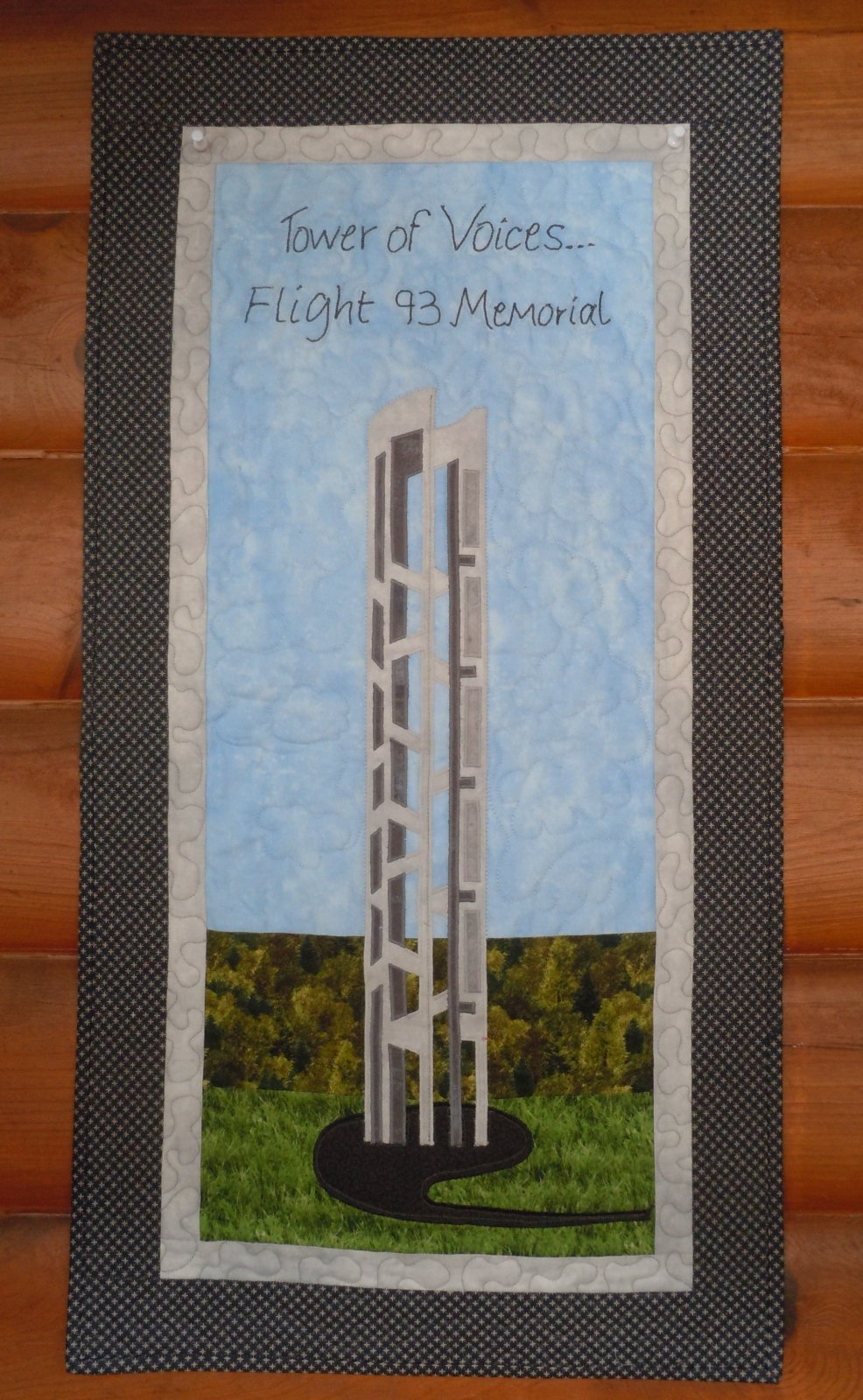 Pattern-Tower of Voices 12W x 27L