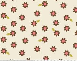 Indian Summer C2616 Cream Cotton Fabric