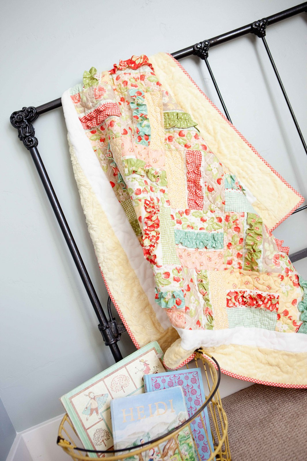 A Soft Place to Land Quilt Pattern