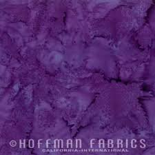 Bali Hand Dyed Watercolor 1895-N45 New Grape