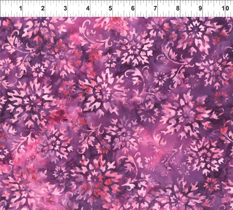 Floragraphix Batik 4 Garden Berry 1GBD-3