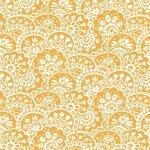 Bree Paisley Orange 2133-22