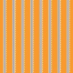 Bree Stripe Orange 2139-22