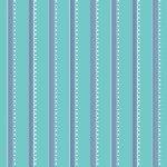 Bree Stripe Aqua 2139-24