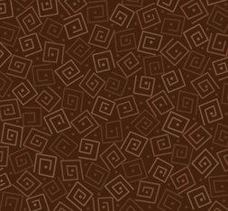 Harmony Cotton- Squares Espresso