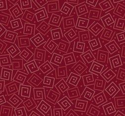 Harmony Cotton- Squares Brick