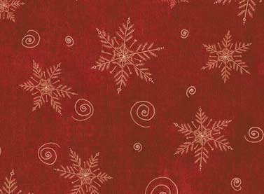 Christmas Whimsy 25210 RED