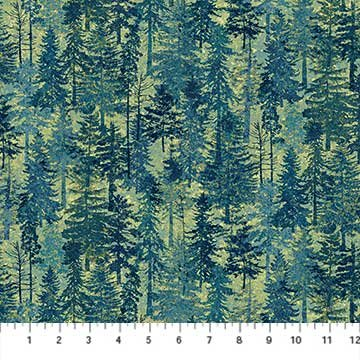 Mountain Wilderness 39375-46 Blue