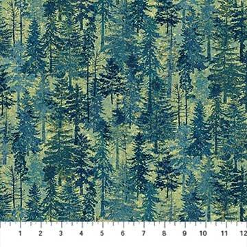 Mountain Wilderness 39375-46 Blue
