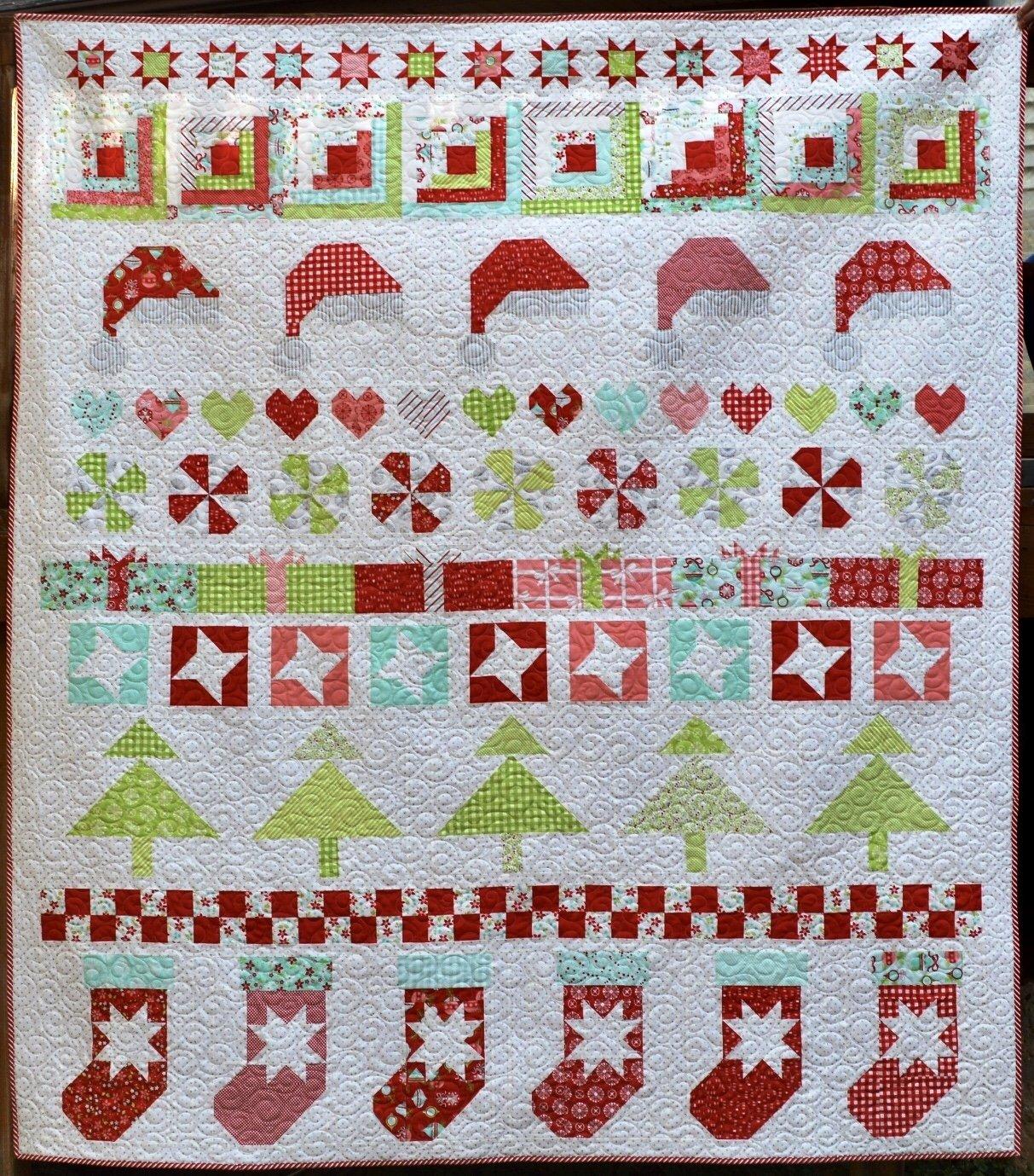 Christmas Cheer Vintage Holiday Kit