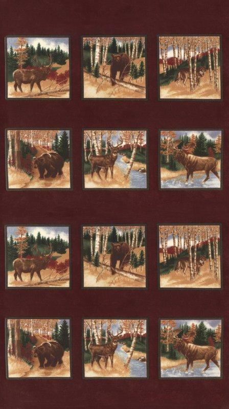 Timber Trail Flannels 6560-12F