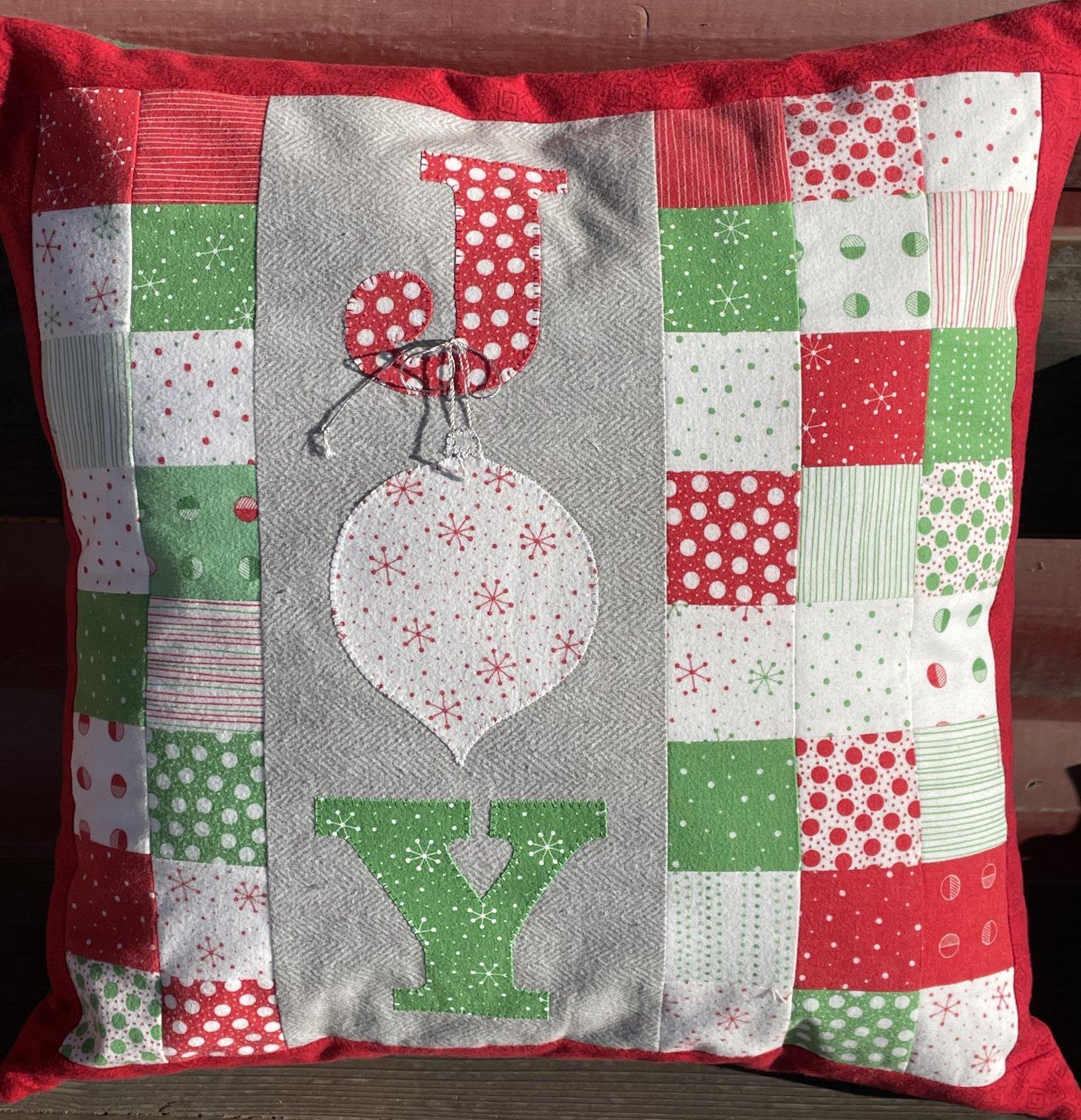 Holiday Charm Pillow Kits