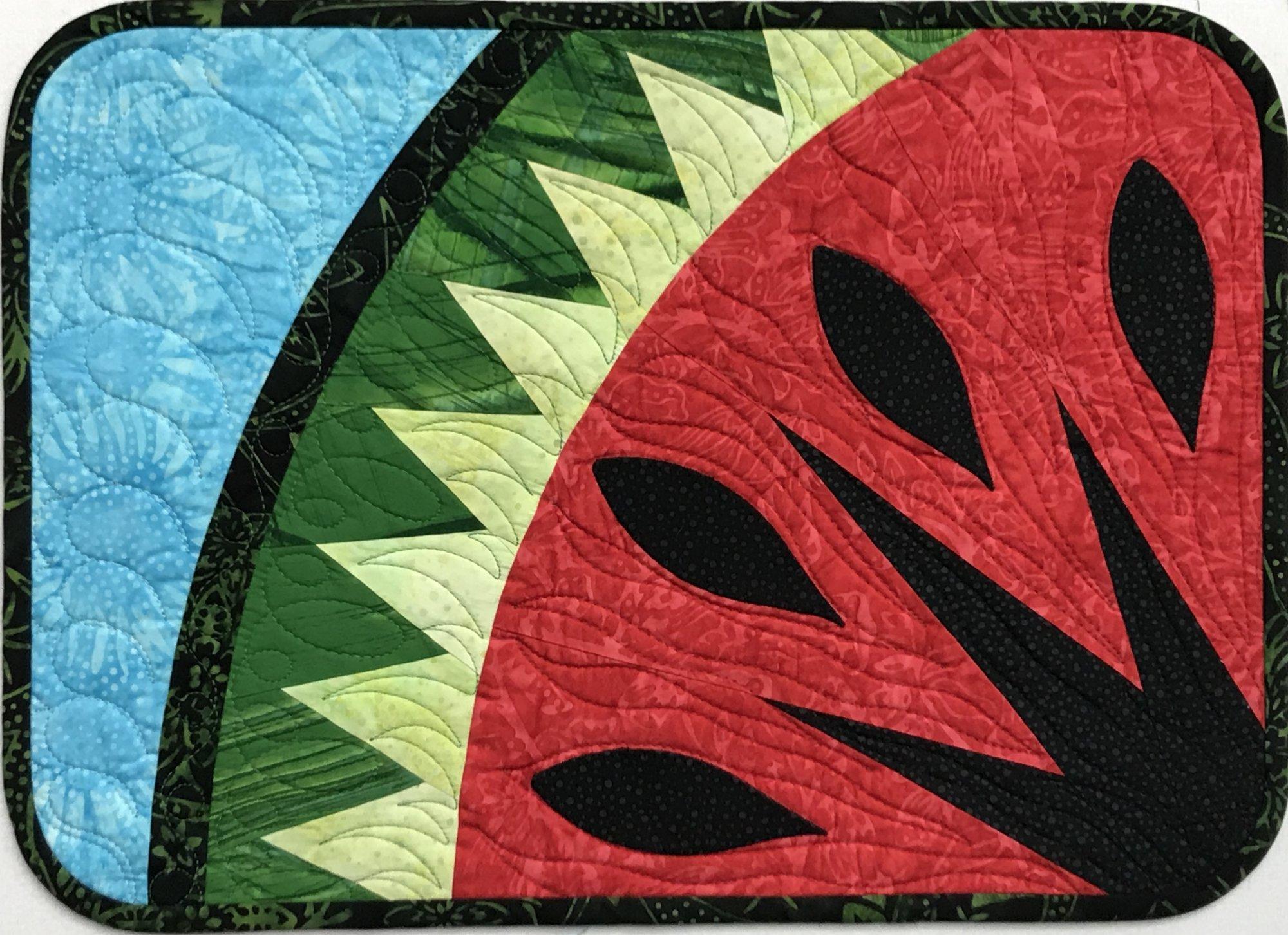 Watermelon Placemats Kits-Multiple Color ways