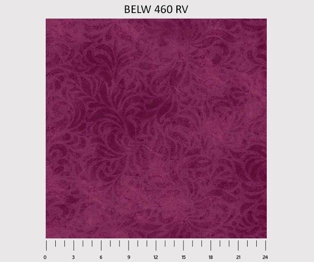 110 Bella Suede Wideback BELW-00460-RV