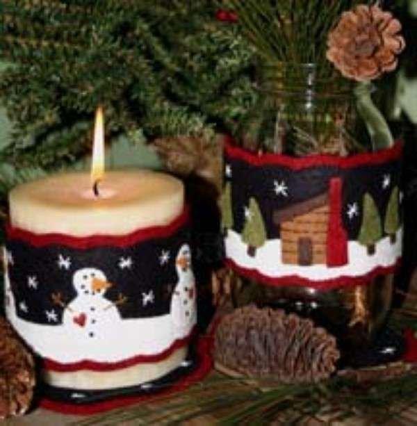 Wraps & Mats Winter Pattern