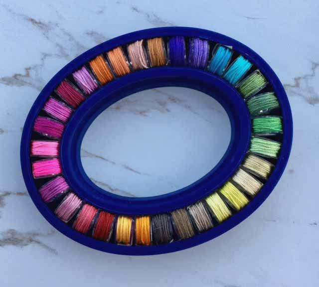 Silken Pearl SP5 Set #1 Color My World