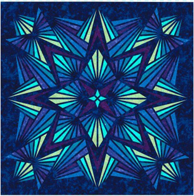 Crystal Blue Full Kit