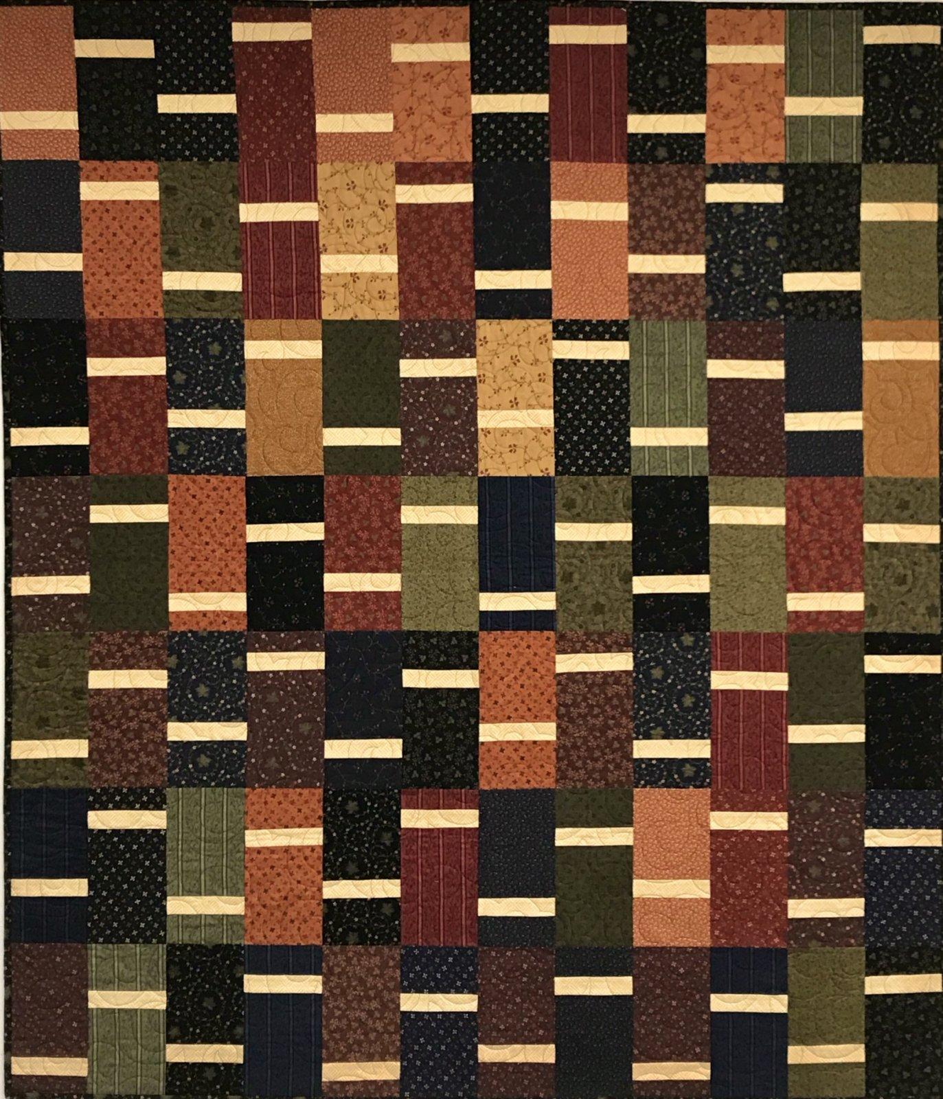 Dayhike Flannel Quilt Kit