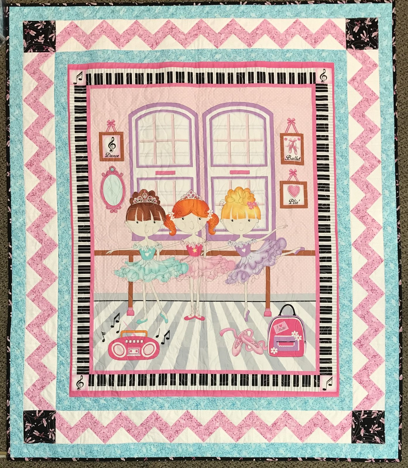 Bella-Rina Quilt Kit