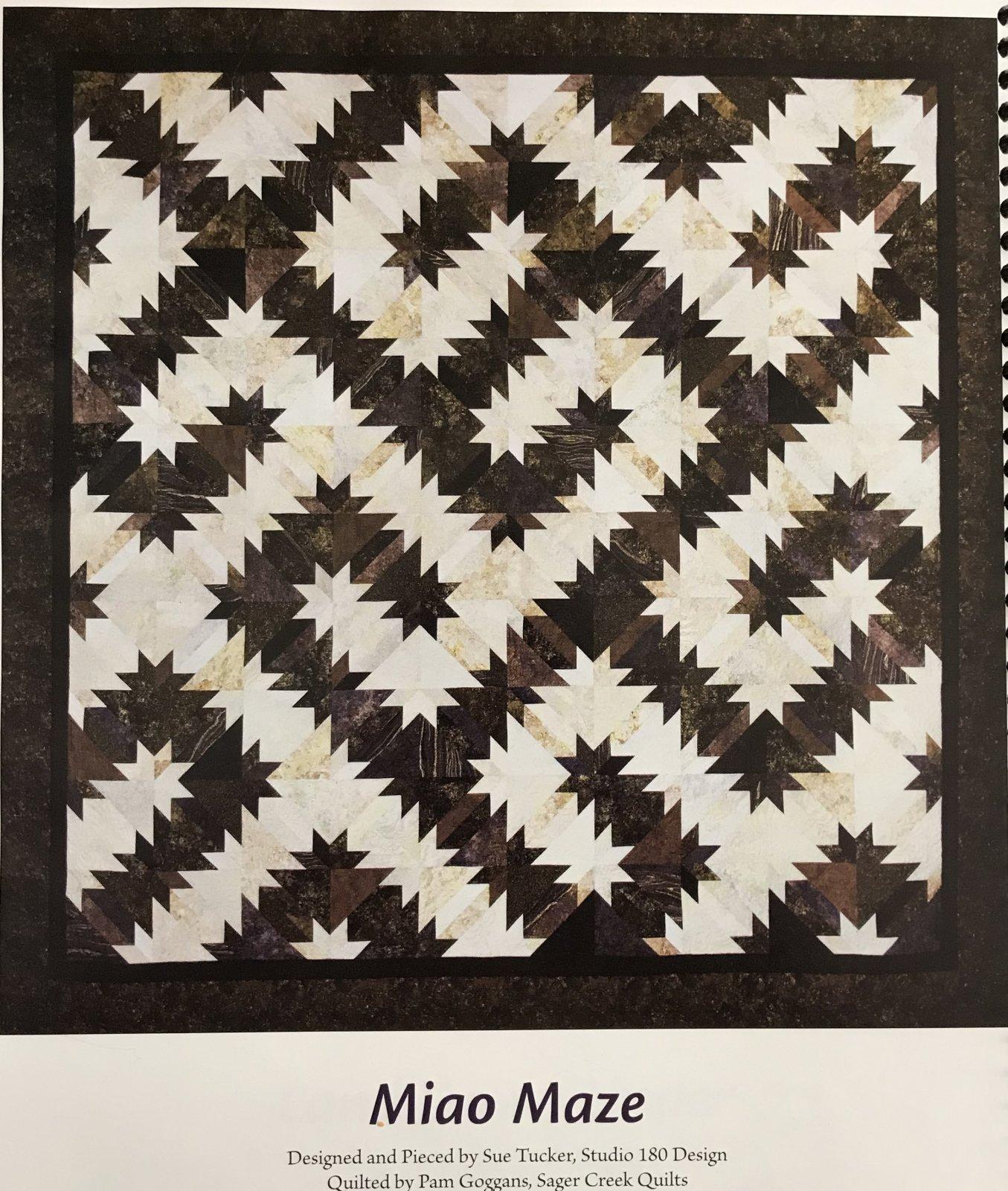Miao Maze Kit