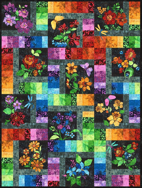 Enchanted Garden BOM Pattern