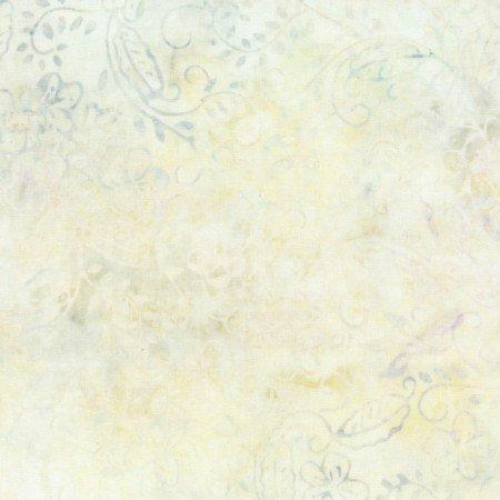 Jasmine Bunches Batik B4914 Pearl