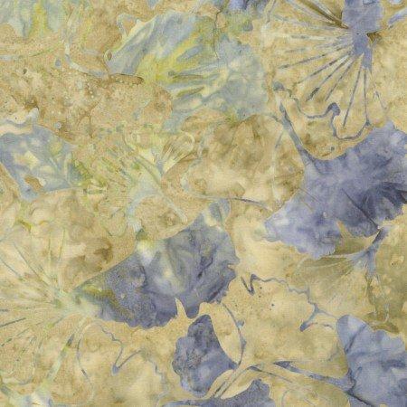 Ginko Leaf Batik B9230 Sand