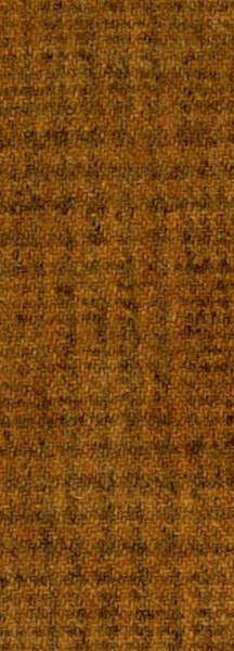 Wool Fat Quarter 16 x 26 GLN Plaid Pecan