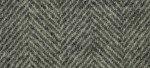 Wool Fat Quarter Herringbone 16x26, Snow Cream