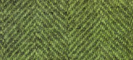 Wool Fat Quarter Herringbone 16x26, Collards