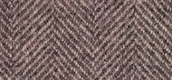 Wool Fat Quarter Herringbone Sweetheart Rose 16in x 26in
