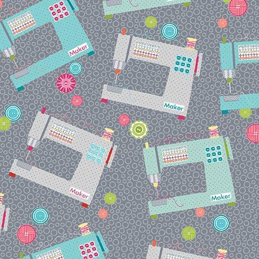 Fabric Contempo My Happy Place