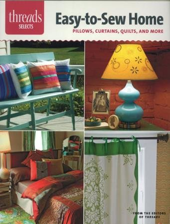 Book Easy to Sew Home