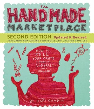 Book The Handmade Marketplace 2nd edition