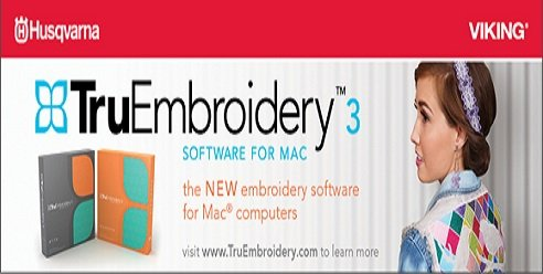 TruEmbroidery3 Elite for Mac