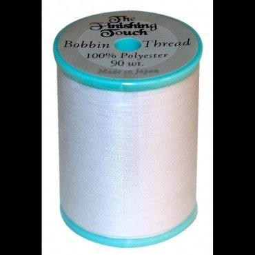 The Finishing Touch bobbin thread - 90 wt - white
