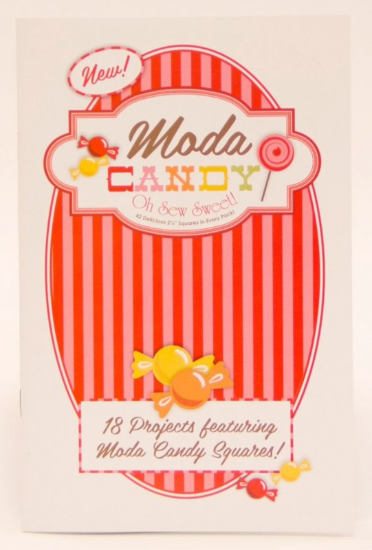 Moda Candy Booklet - Oh Sew Sweet