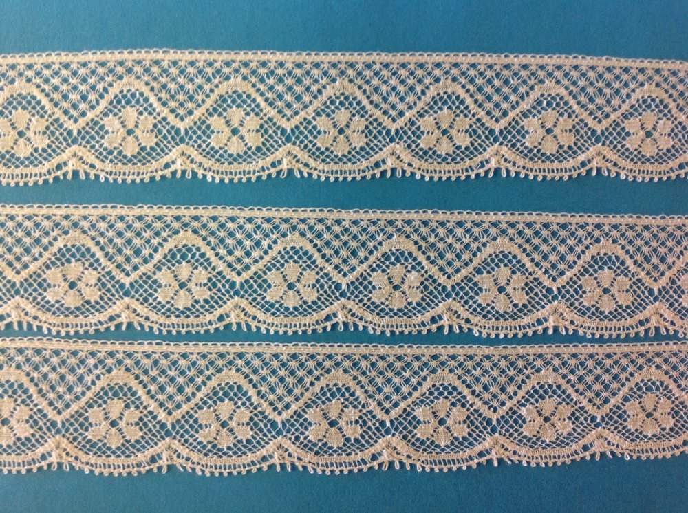 Lace Edging, white, 713