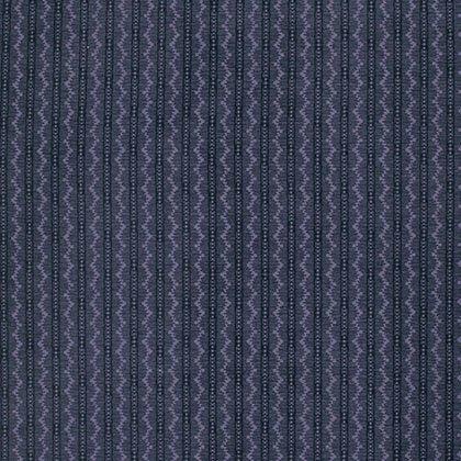 Parson Grey - Empire - Kaftan - Sapphire -  PWPG032