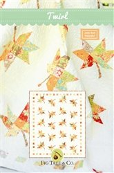 Twirl by Fig Tree Quilts Co.