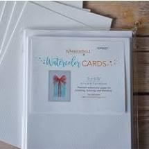 kimberbell - watercolor cards - small