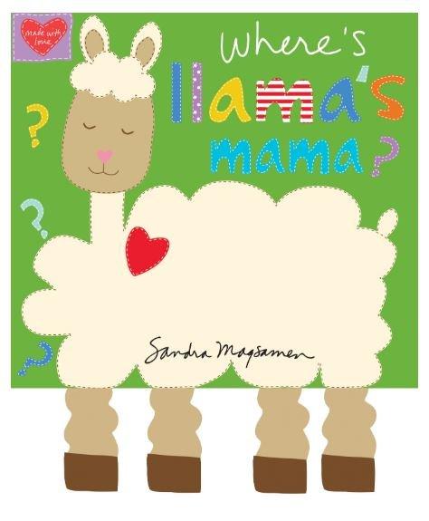 Llama Book Panel Cut