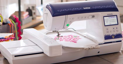 Brother Innov-is NQ3500D Sewing and Embroidery
