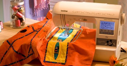 Brother Innov-is 1250D Sewing and Embroidery (No Longer Available)