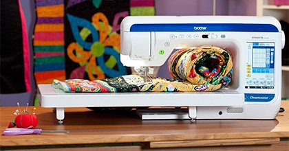 Brother DreamWeaver� VQ3000 Sewing and Quilting