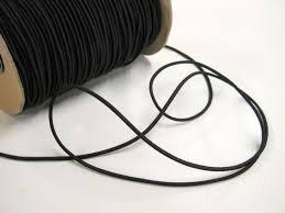 Elastic Cording Black